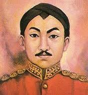 Adipati Raden Patah alias 靳卟嗯 Jin Bun